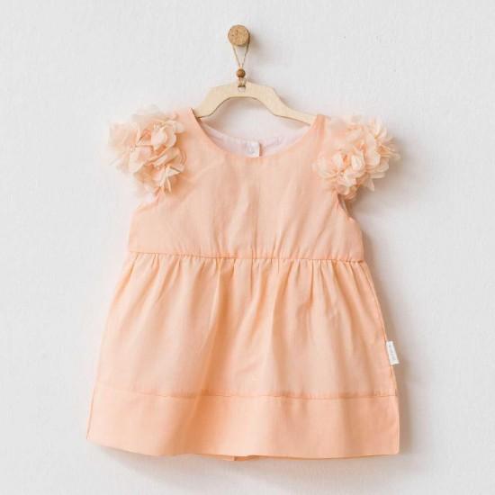 Andywawa AC21752 Bebek Elbise Dress Happy Days