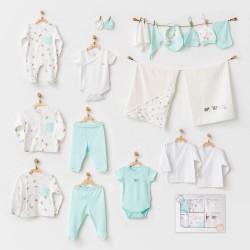 Andywawa AC21762 Bebek Hastane Çıkışı 20 Li Set Hippo