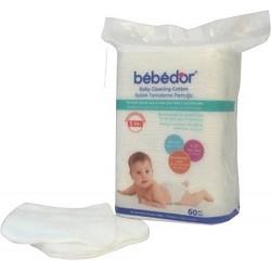 Bebedor Bebek Temizleme Pamuğu 60 Lı