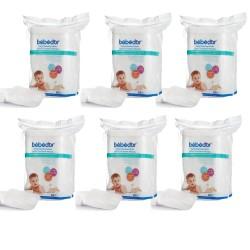 Bebedor Bebek Temizleme Pamuğu 60 Lı 6 Al 5 Öde