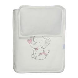 Bibaby 65156 Baby Elephant Kapitone Alt Açma