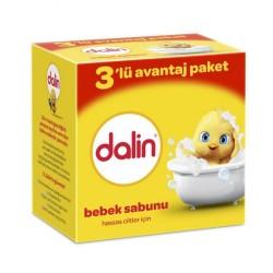Dalin Bebe Sabunu 3 Lü
