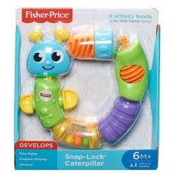 Fisher Price W9834 Tak Çıkar Renkli Tırtıl