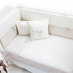 Funna 5402 Premium Baby Uyku Seti 70x130 cm Krem
