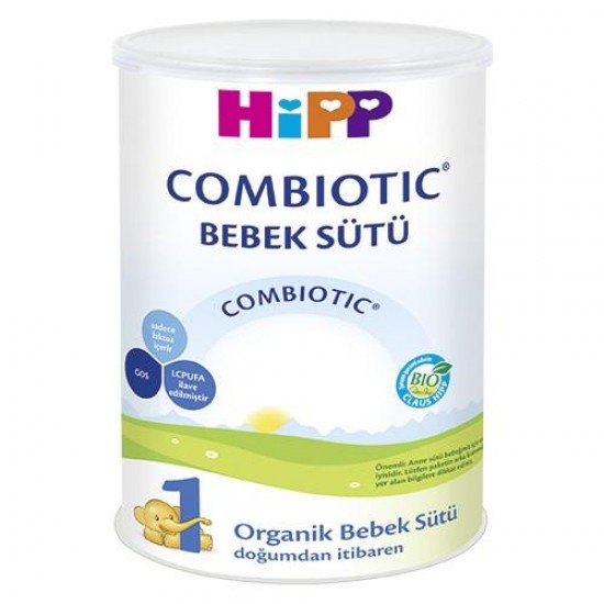 Hipp 1 Organik Combiotic Bebek Sütü 350 Gr