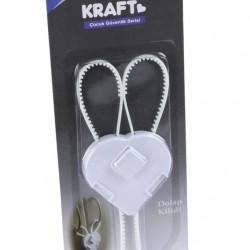 Kraft PT-2886 Dolap Kilidi Askılı