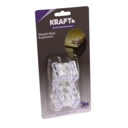 Kraft PT-2891 Plastik Köşe Kaplaması