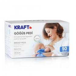 Kraft RDW110/50 Yeni Göğüs Pedi 50 Li
