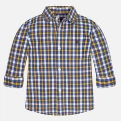 Mayoral 2141 Gömlek Ekose Uzun Kol
