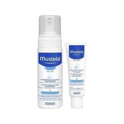 Mustela Saç Pullanmalarını Giderir Şampuan 150 Ml+Krem