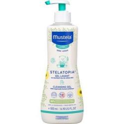 Mustela Stelatopia  Krem Şampuan 500 Ml