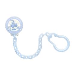 Nuk 750590 Baby Blue Emzik Zinciri