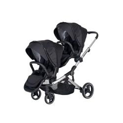 Prego 2071 İbiza Pro İkiz Bebek Arabası