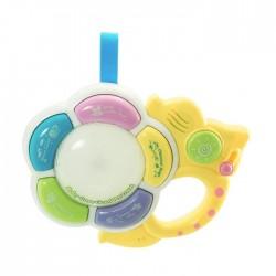 Prego Toys WD3609 Sunflower Crib Bell