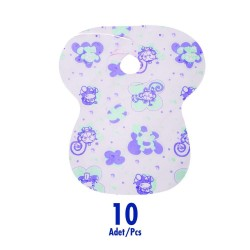 Sevi Bebe 263 Kullan At Bağlamali Mama Önlüğü (10 Adet)
