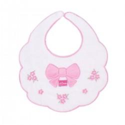 Sevi Bebe 28 Piti Çiçekli Mama Önlüğü