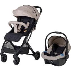 Sunny Baby 9004 Viper Travel Sistem Bebek Arabası Bej
