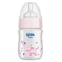 Wee Baby 139 Klasik Isıya Dayanıklı Cam Biberon 120 Ml